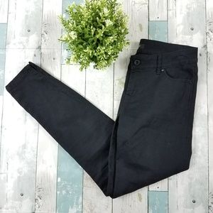 White House Black Market Black Skimmer Pants 2
